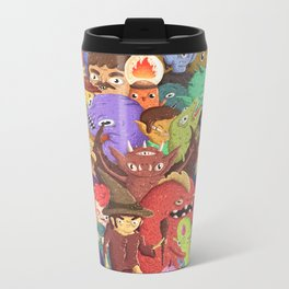 Dogpile Metal Travel Mug