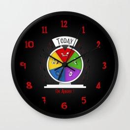 I am Angry Wall Clock