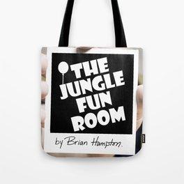 The Jungle Fun Room: Initiation Artwork Tote Bag