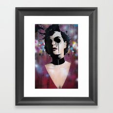 The Day I Failed To Notice Framed Art Print