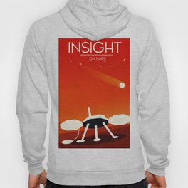 insight Space Art poster Hoody