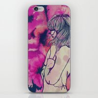 fringe iPhone & iPod Skins featuring Fringe by Annaleigh Louise
