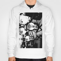 cameras Hoodies featuring Cameras by Yancey Wells