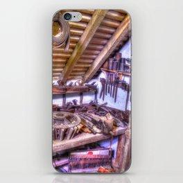 Victorian Workshop iPhone Skin