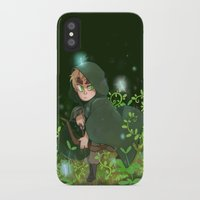 hetalia iPhone & iPod Cases featuring Albion by kitkatkatee