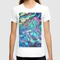 holographic T-shirts featuring Holographic II by Nestor2