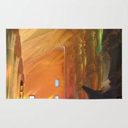Gaudi, La Sagrada Familia Rug