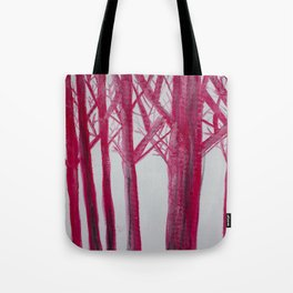 all trees Tote Bag