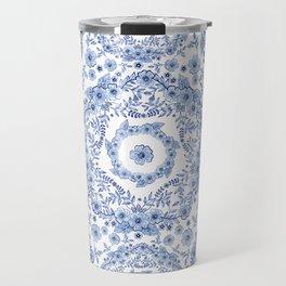 Blue Rhapsody Travel Mug