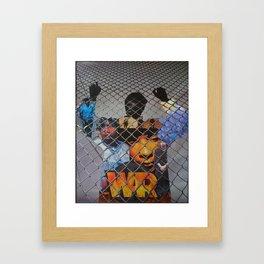"""""""WAR"""" Framed Art Print"""