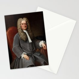 Sir Isaac Newton Stationery Cards