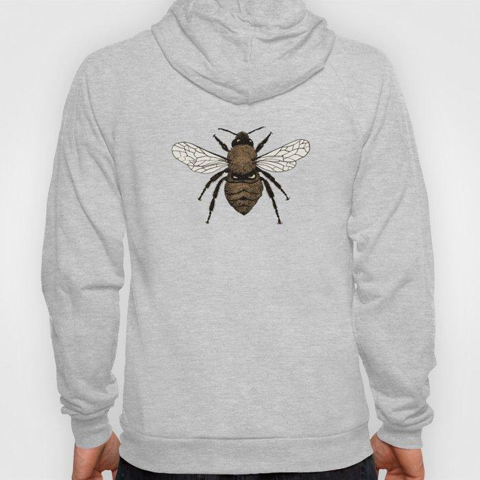Bumblebee illustration Hoody