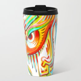 Who's There? Travel Mug