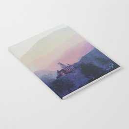 Zen Mountains Notebook
