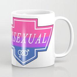 Identity Stamp: Bisexual Coffee Mug