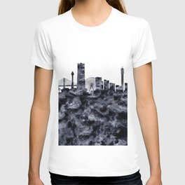Yokohama Skyline Japan T-shirt