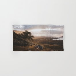 Wester Ross - Landscape and Nature Photography Hand & Bath Towel