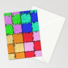 Chromatic Metropolis Stationery Cards