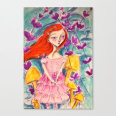 Finding Wonderland Canvas Print