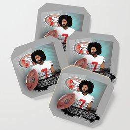 Colin Kaepernick Coaster