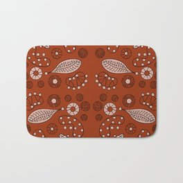 Fairy Foliage IV Bath Mat