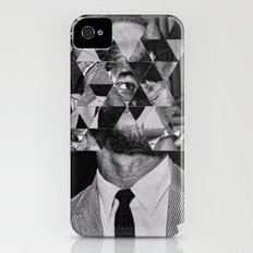 Malcolm x Slim Case iPhone (4, 4s)