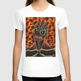 Arch-vile from DOOM T-shirt