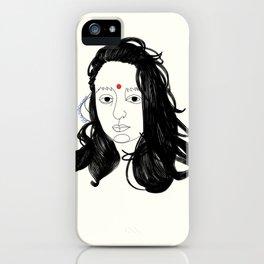 Aratrika iPhone Case