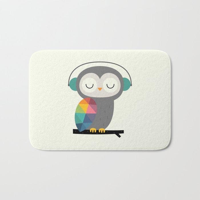 Owl Time Bath Mat
