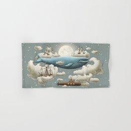 Ocean Meets Sky Hand & Bath Towel