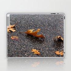 Dancing Leaves Laptop & iPad Skin