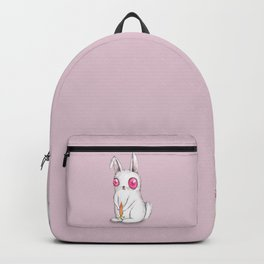 Cute funny bunny Backpack