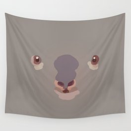 King Koala Wall Tapestry