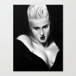 Stefania Canvas Print