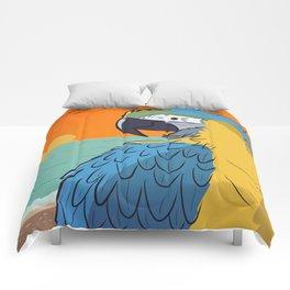 Macaw Comforters