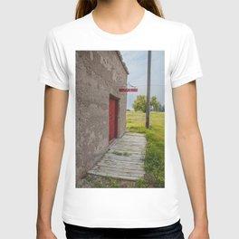Jail, Regan, North Dakota 6 T-shirt