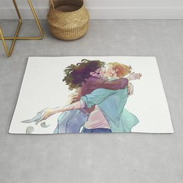 That one kiss Rug