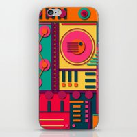 sunrise iPhone & iPod Skins featuring Sunrise by Shelly Bremmer
