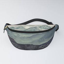 Mountain Fog Fanny Pack