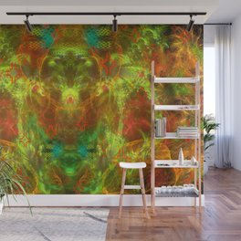 Extraterrestrial Palace 1 Wall Mural