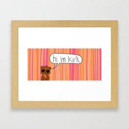Summer Kirk Framed Art Print