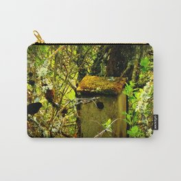 Bird in the Thicket Carry-All Pouch