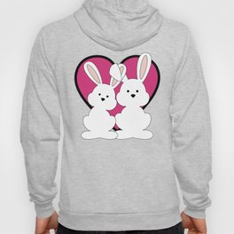 BE MY VALENTINE (love heart) Hoody