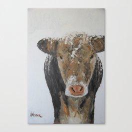 Daisy (sm) Canvas Print