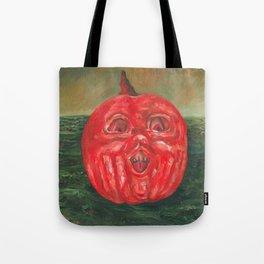 Jack o' Lantern Sea Tote Bag