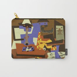 Picasso - The Musician Carry-All Pouch