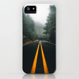 Unforeseeable Future iPhone Case
