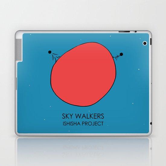 SKY WALKERS by ISHISHA PROJECT Laptop & iPad Skin