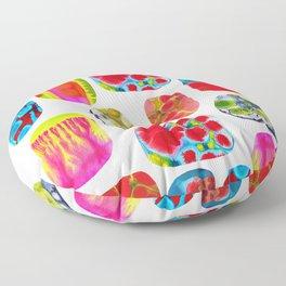 Rock Solid Floor Pillow