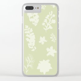 Asheville Natives (Blend 02) Clear iPhone Case